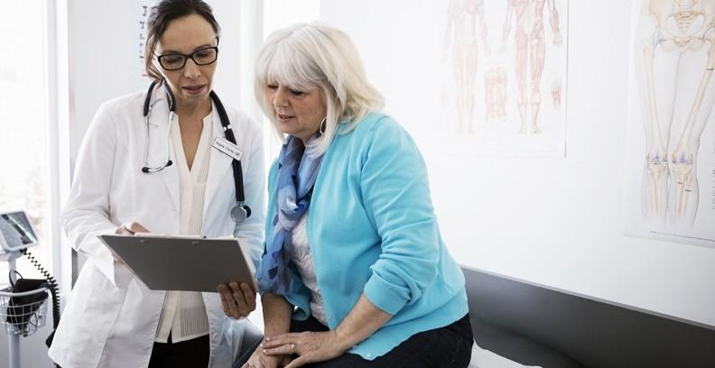 Врач-терапевт сделает анкетирование и объяснит показатели всех анализов